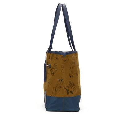 Chelsea Tote (Reversible) - Gnome & Bow