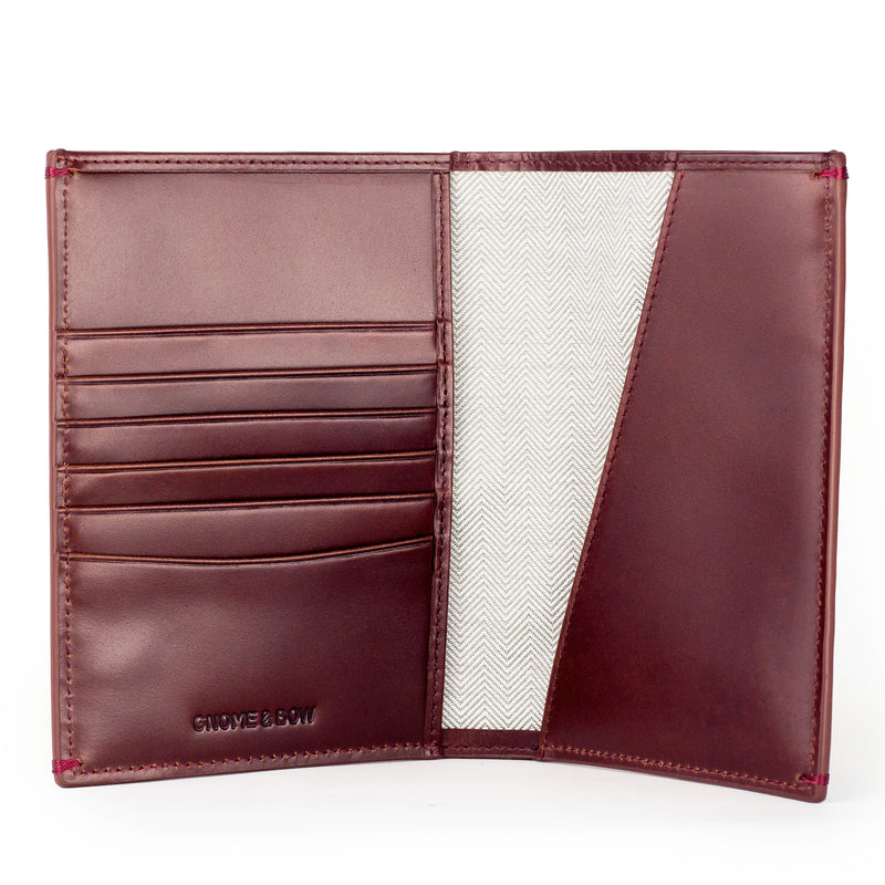 Jules Slim Passport Wallet