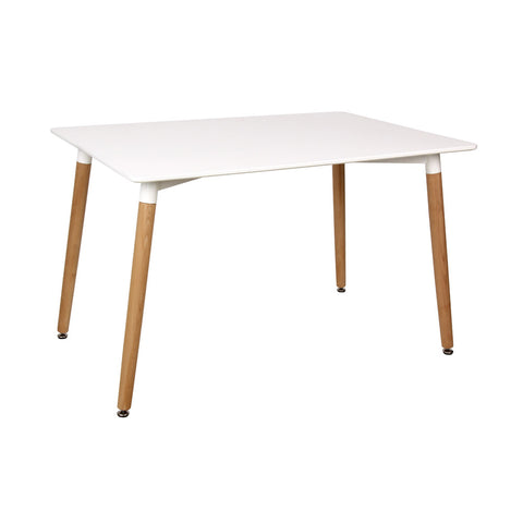 Field Dining Table, White