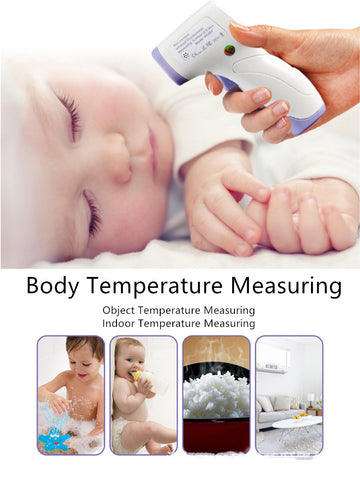 STOCK! Infrared Electronic Thermometer