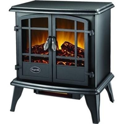 World Marketing Comfort Glow™ Keystone Electric Stove With Infrared Qu