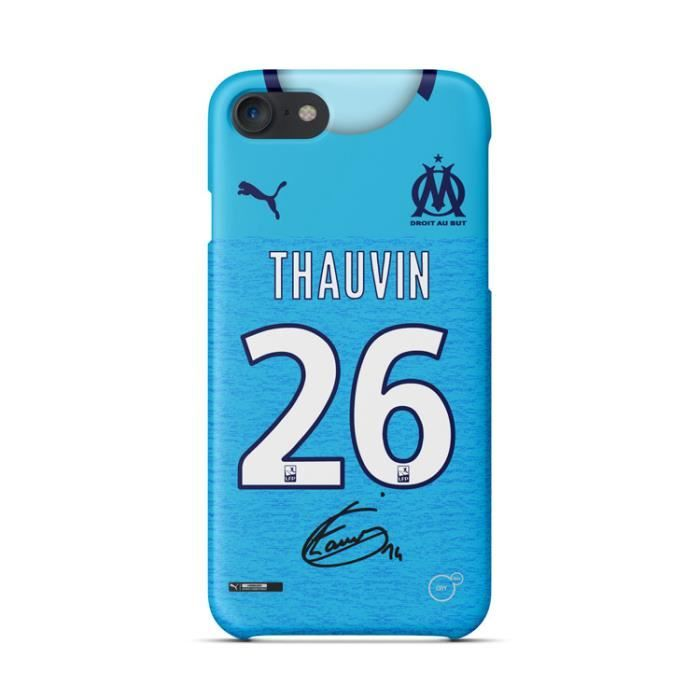 coque iphone 7 plus olympique de marseille