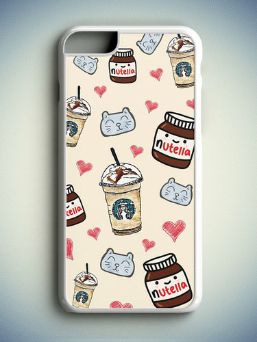 coque iphone 8 plus nutella