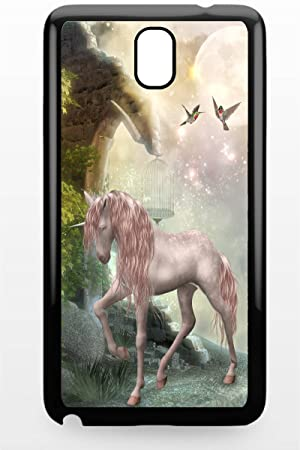 coque samsung galaxy note 4 licorne