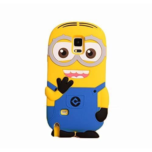 coque samsung galaxy note 4 minion