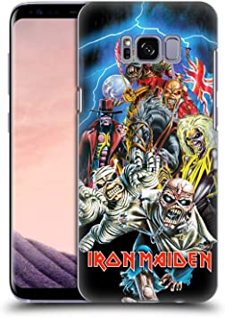 coque samsung galaxy s4 iron maiden
