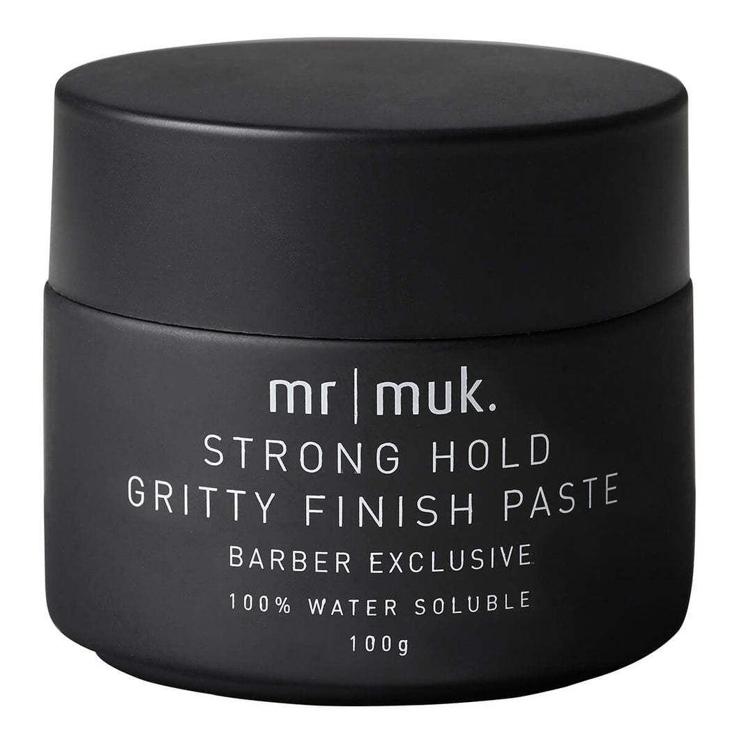 Mr Muk Strong Hold Gritty Finish Paste 100g