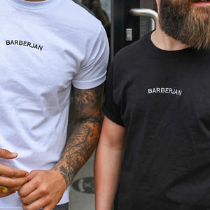 Barberjan Limited Edition Tee's