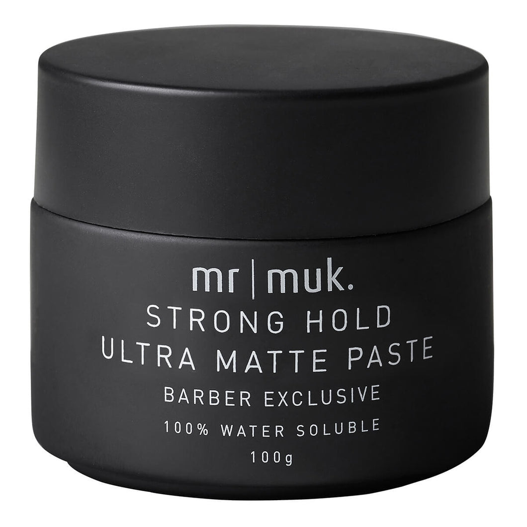 Mr Muk Strong Hold Ultra Matte Paste 100g