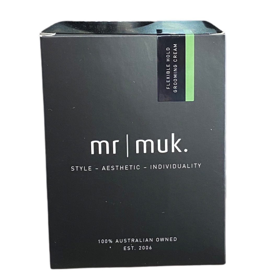 Mr Muk Flexible Hold Grooming Cream 100g + 50g Duo Pack