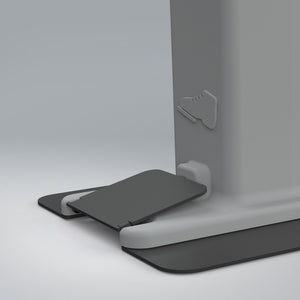 Smooth Grey HYpost