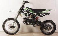 Apollo DB-007 125cc Deluxe Pit/Dirt Bike