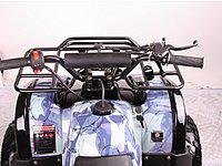 JetMoto ATV 110D Sport-Utility Quad with Larger Size Body