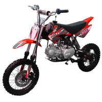 Coolster XR125cc Mid Size Manual/Semi-Automatic Pit/Dirt Bike 29.5 Inch Seat Height-[Not California Legal]