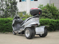 Ice Bear Cyclone-Touring Model 150cc Trike