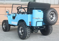 Willys Off-Road Series 1 The ORIGINAL Mini Jeep