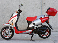 The Merlot 50cc Scooter