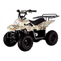 Jet Moto ATV Series Ranger B110 Youth 110cc Quad