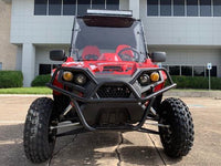 TrailMaster Challenger200EX-EFI -UTV Deluxe Extended Adult Version-[Back ordered until January 27]
