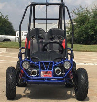Trailmaster Ultra Mini XRX/R+ Go Kart with Reverse-[Not California Legal]