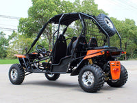 Yamobuggy SLGR-200R 4-SEATER Go Kart / Dune Buggy-[Not California Legal]