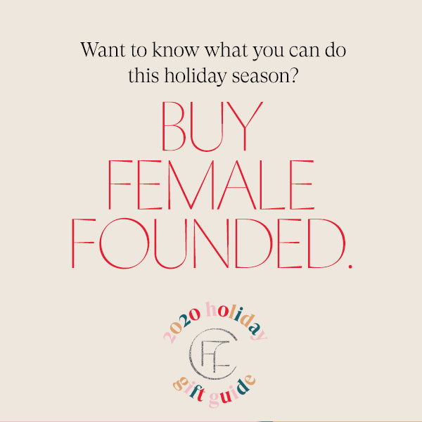The Female Founder Collective holiday gift guide