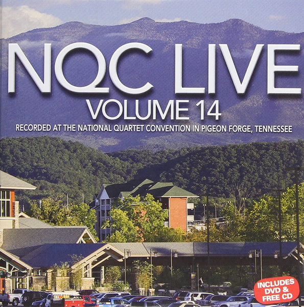 NQC VOLUME 14 DVD & CD SET