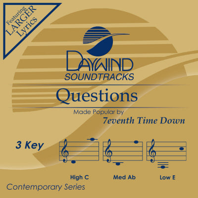 Questions by 7eventh Time Down CD