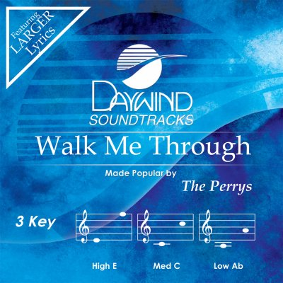 Walk Me Through by The Perrys CD