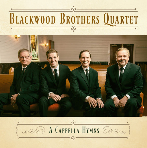 BLACKWOOD BROTHERS / A CAPPELLA HYMNS CD