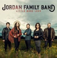 Jordan Family Band / A Little More Love CD