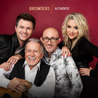 BROWDERS / AUTHENTIC CD