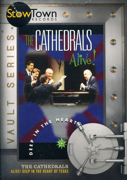 CATHEDRALS / ALIVE! DEEP IN THE HEART OF TEXAS DVD