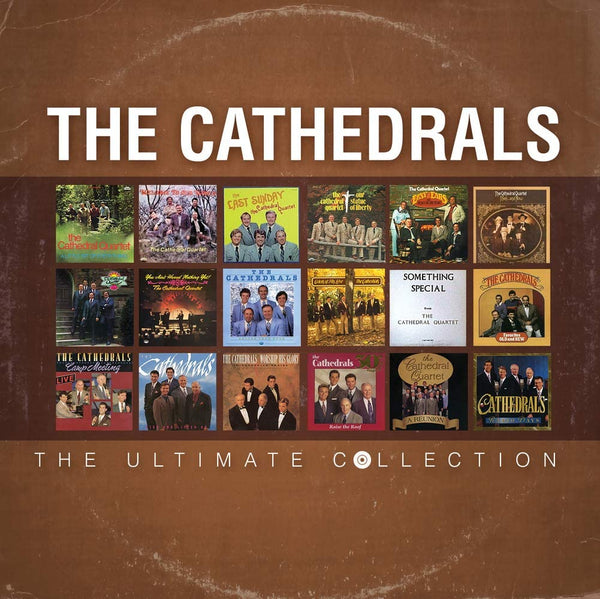 CATHEDRALS / THE ULTIMATE COLLECTION CD