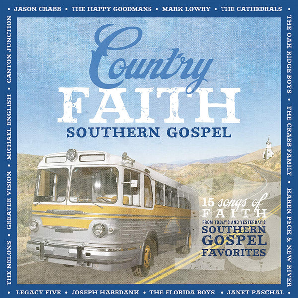 COUNTRY FAITH SOUTHERN GOSPEL CD