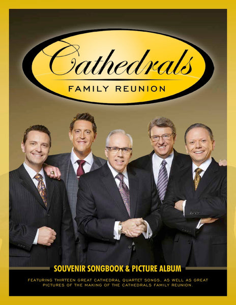 Cathedrals Family Reunion Souvenir Songbook & Picture Album