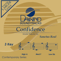 Confidence (Sanctus Real) CD