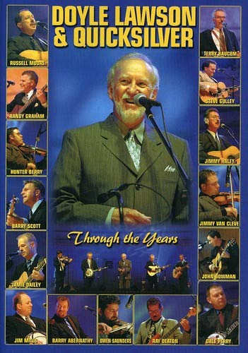 DOYLE LAWSON & QUICKSILVER / THROUGH THE YEARS DVD