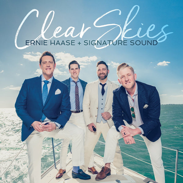 ERNIE HAASE & SIGNATURE SOUND / CLEAR SKIES CD