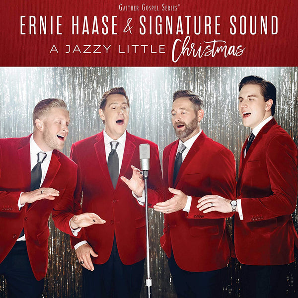 ERNIE HAASE & SIGNATURE SOUND / A JAZZY LITTLE CHRISTMAS CD