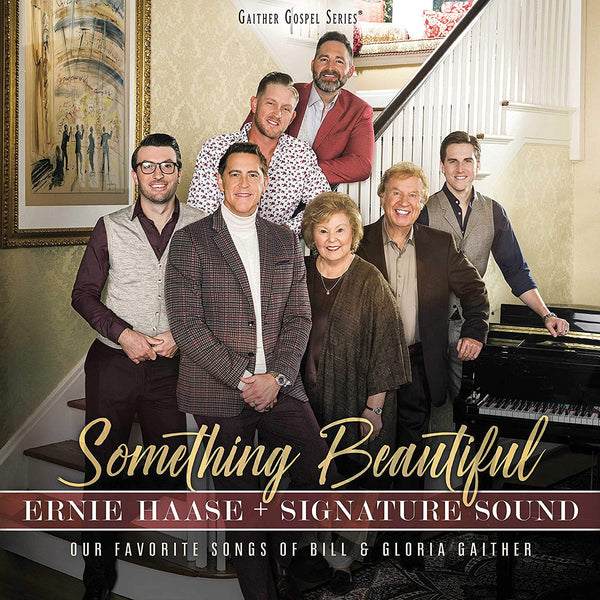 ERNIE HAASE & SIGNATURE SOUND / SOMETHING BEAUTIFUL CD