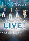 ERNIE HAASE & SIGNATURE SOUND / CLEAR SKIES LIVE DVD