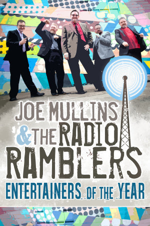 Joe Mullins & The Radio Ramblers / Entertainers of the Year (DVD)