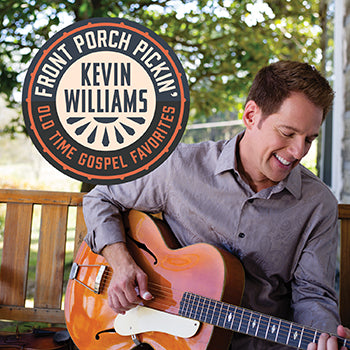 Kevin Williams / Front Porch Pickin' CD (instrumental)