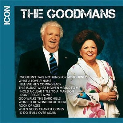 GOODMANS / ICON CD