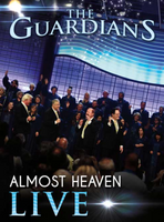 GUARDIANS / ALMOST HEAVEN LIVE DVD