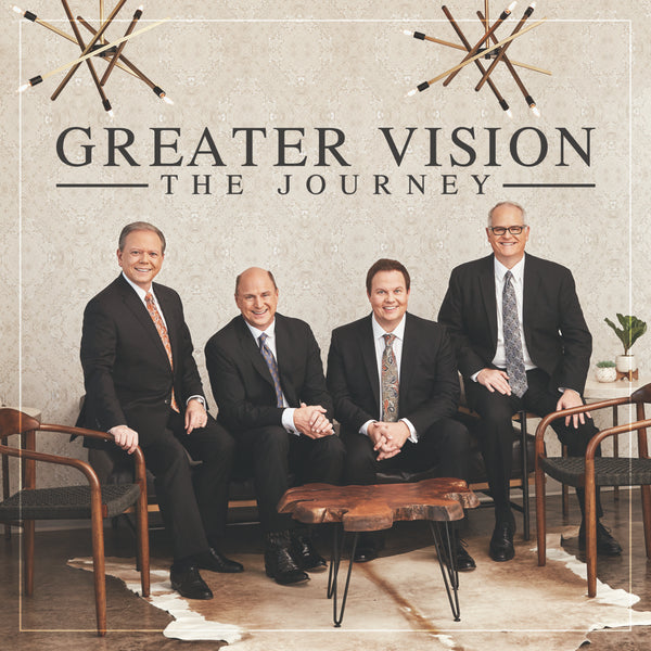 Greater Vision /  The Journey CD