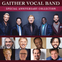 GAITHER VOCAL BAND / SPECIAL ANNIVERSARY COLLECTION CD