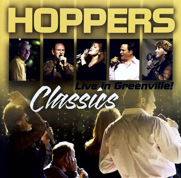 Hoppers / Live in Greenville (Classics) CD