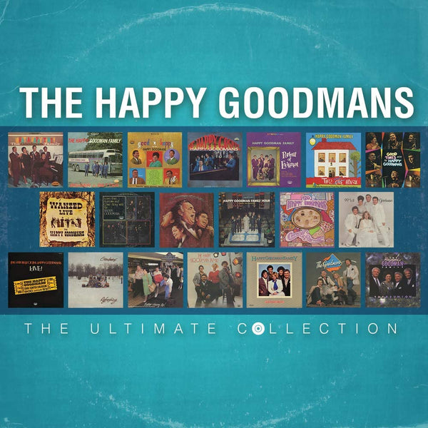 HAPPY GOODMANS / ULTIMATE COLLECTION CD